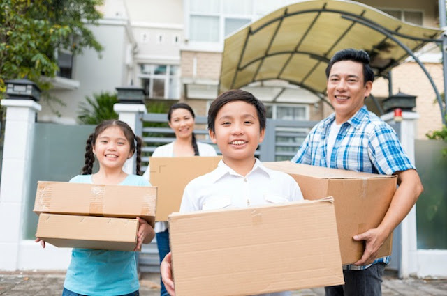 10 tips for moving to a new home with kids