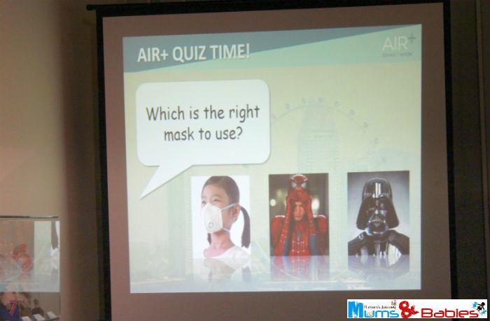 AIR+ Mask