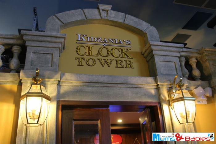 KidZaniaClockTower