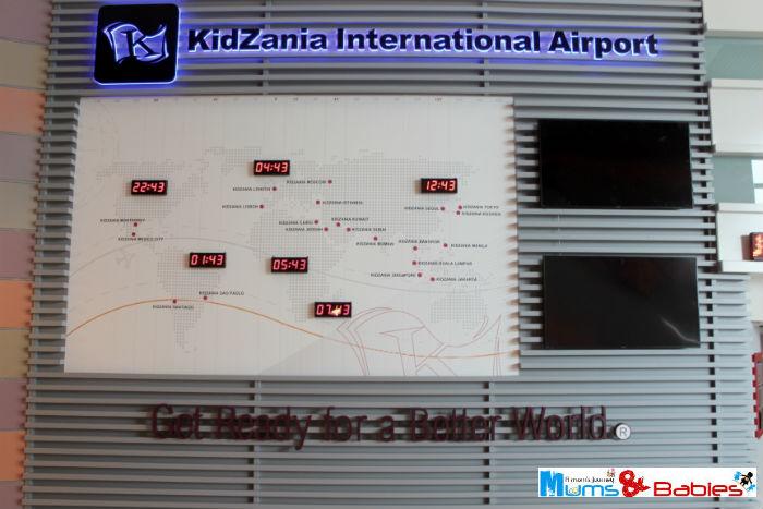 KidzaniaInternational Airport