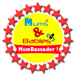 M&B MumBassader Badge