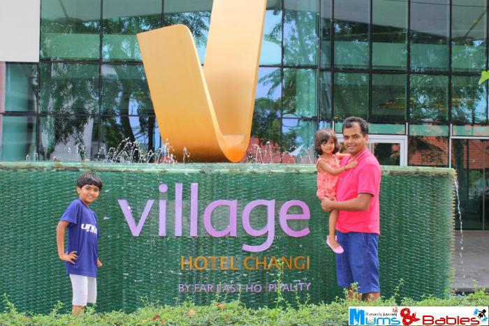 VillageHotelchangi