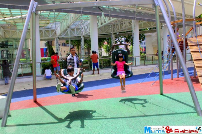 City sq playground