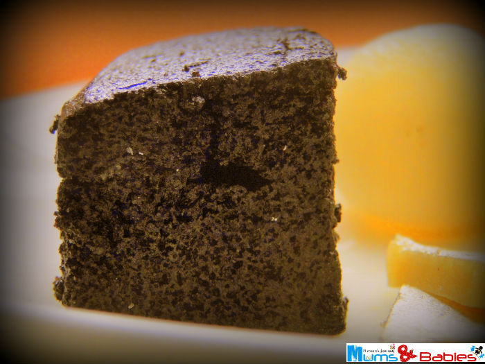 Steamed Chocolate cake4