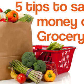 5 tips to save money on Grocery