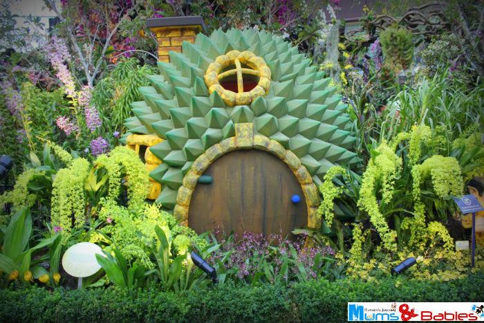 Durian Gardenbythebay