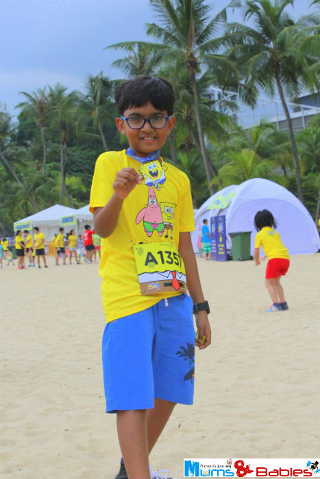 SpongeBob Run 2016
