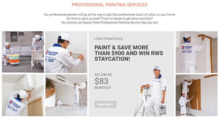 Nippon Professional paint