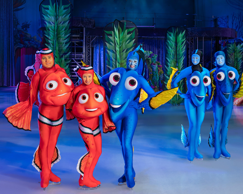 Disney on Ice - Finding Dory