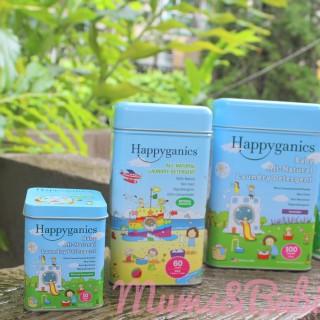 Happyganics All Natural laundry detergent