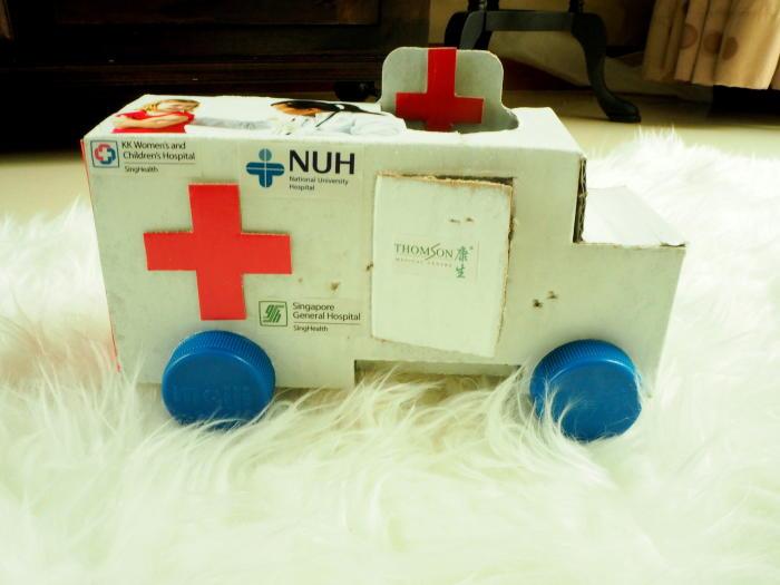 DIY Ambulance