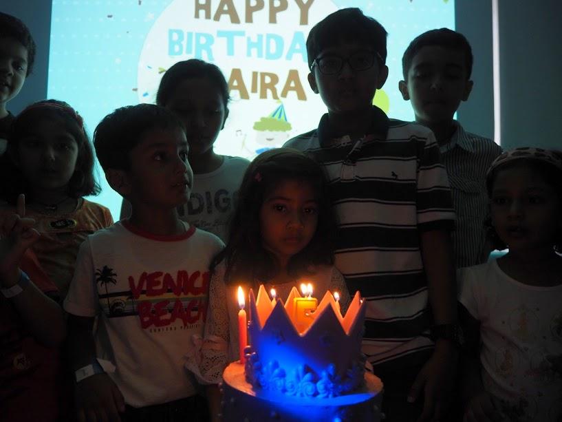 Waka waka birthday