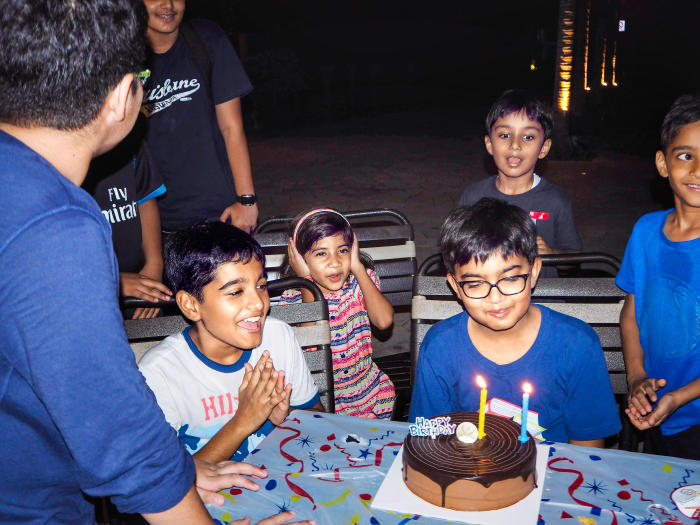 Aayan birthday
