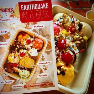 Swensen's Earthquake in a Box